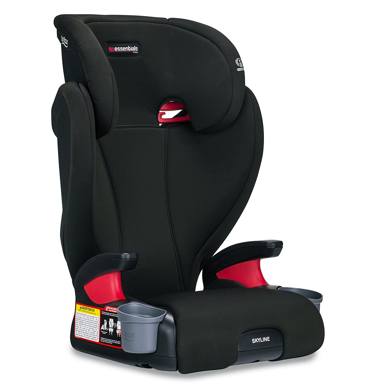 Essentials by Britax Skyline Belt-Positioning Booster Seat, Dusk E1A639H