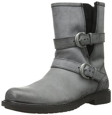 Cat Womens Black Boots Footwear Realist Hi