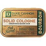 Duke Cannon Men's Solid Cologne, 1.5oz. - Bourbon Trail (Buffalo Trace Bourbon Fragrance)