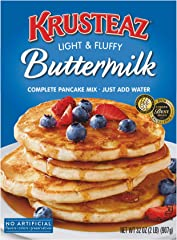 Krusteaz Complete Pancake Mix, Buttermilk, 32 oz