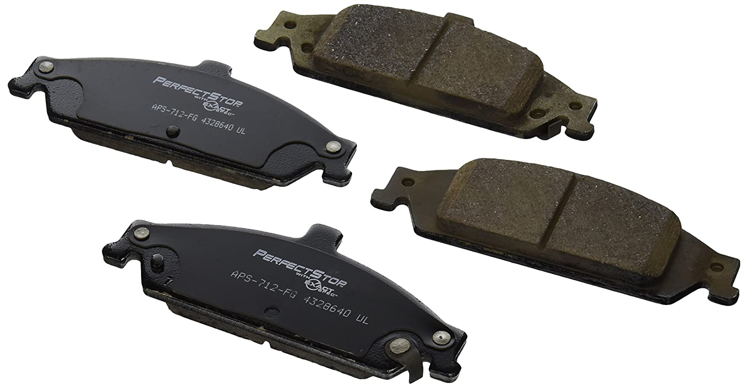 Wagner PS752AC Perfect Stop Disc Pad Set