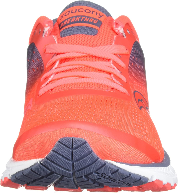 Saucony Breakthru 4 Zapatillas de Deporte para Mujer
