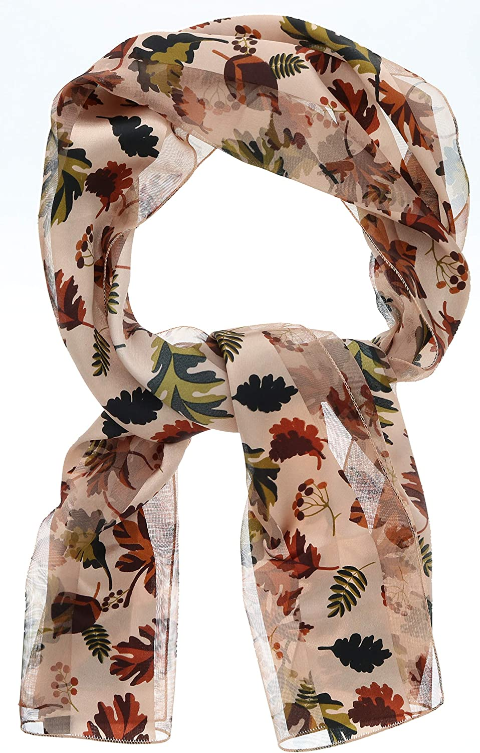 Women's Silky Feel Scarf...