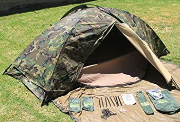 Eureka Tent Combat One Person (TCOP) by Eureka & Eureka Tent Combat One Person (TCOP) by Eureka: Amazon.co.uk ...