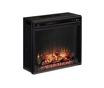Amazoncom Ashley Furniture Signature Design Electric Fireplace