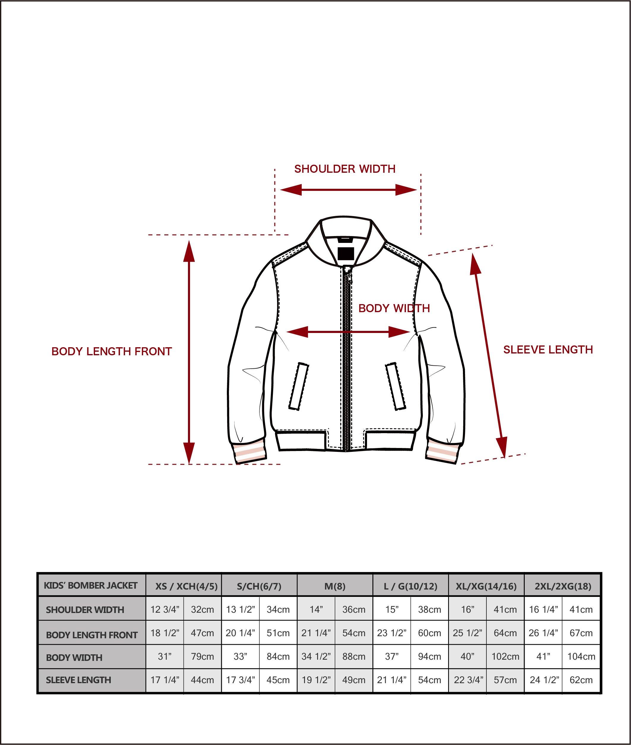 Rokka&Rolla Boys' Zip Up Lightweight Casual Fashion Wind Flight Bomber Jacket by Rokka&Rolla (Image #7)