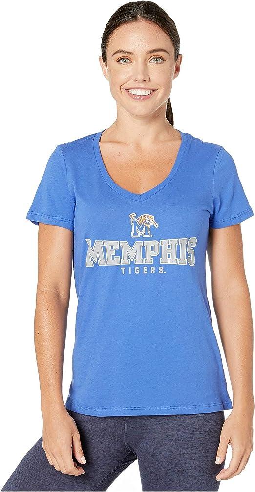 Champion College Womens LSU Tigers University V-Neck Tee