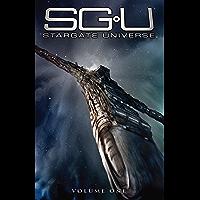 Stargate Universe Vol. 1: Back to Destiny book cover