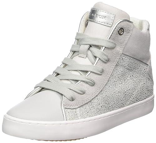 Geox J Kilwi H Sneaker a Collo Alto Bambina 9522d408c56