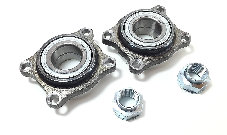 Cuscinetto Ruota Set/Mozzo ruota + cuscinetto ruota anteriore per 147 937 Wheel Bearing Kit NTY