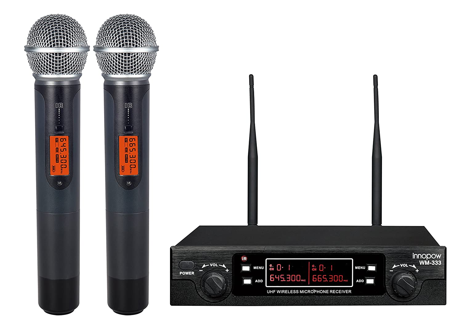latest wireless microphone