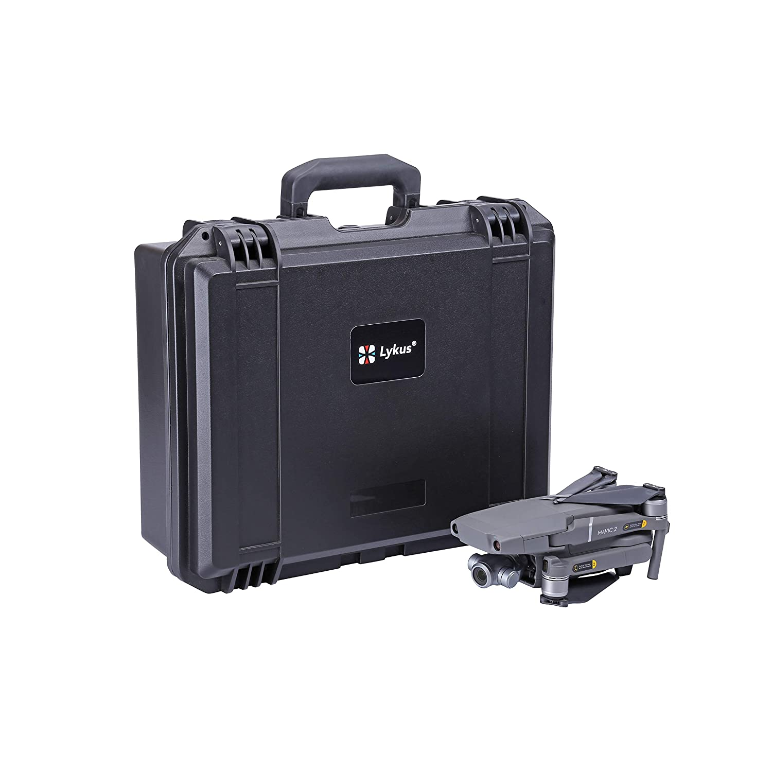 Lykus Titan M100 Waterproof Case for DJI Mavic 2 Pro and Zoom Compact Edition