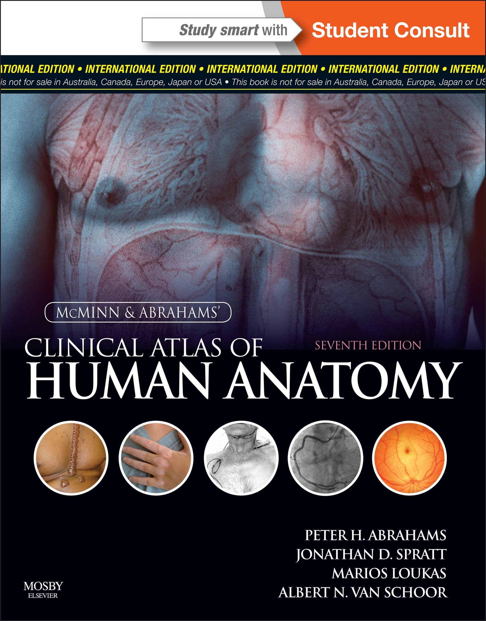 Buy McMinn and Abrahams\' Clinical Atlas of Human Anatomy ...