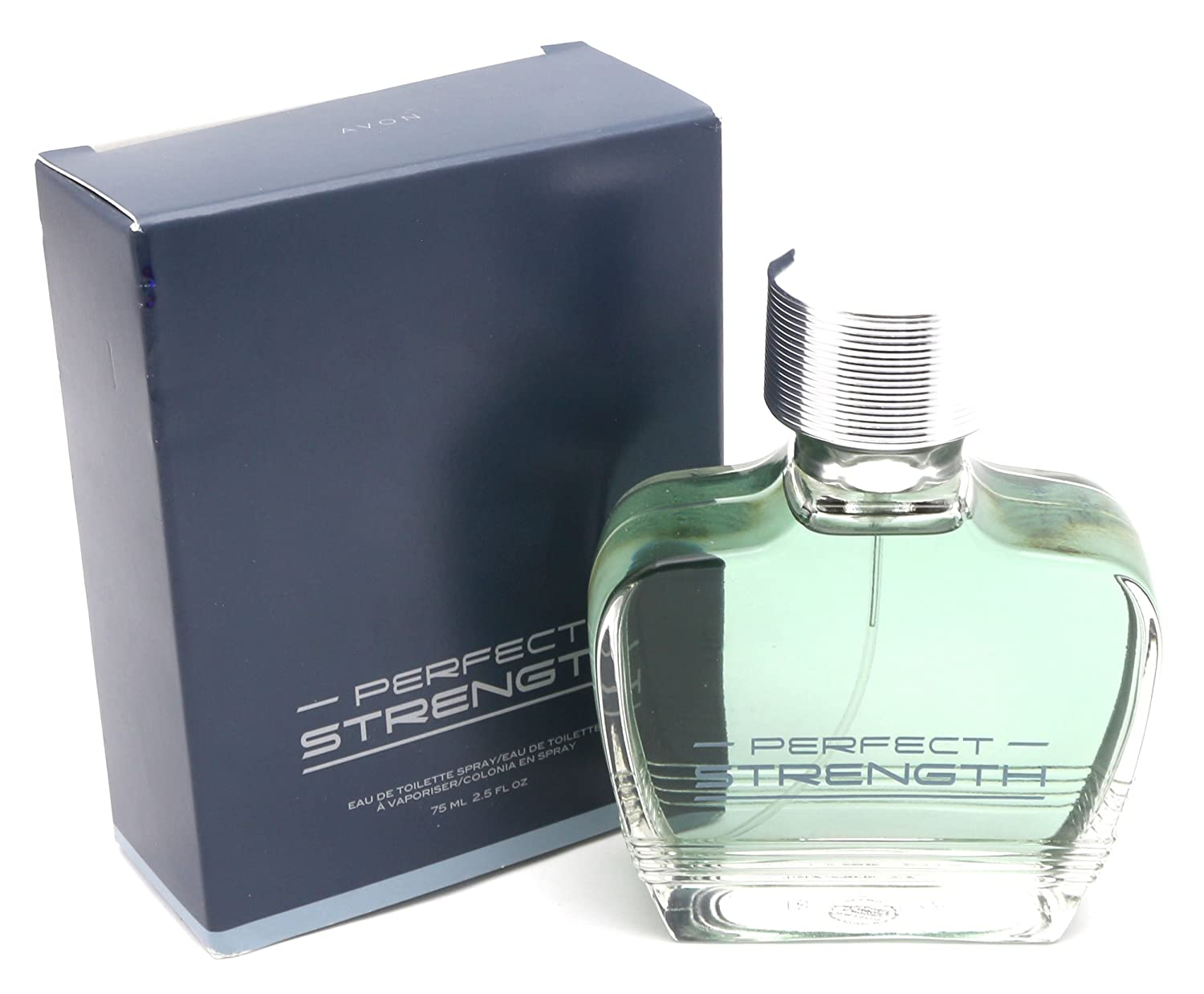 Amazon.com : Avon *PERFECT STRENGTH* For Men Eau De Toilette Spray 2.5 oz / 75 ml : Beauty