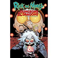 Rick and Morty vs. Dungeons & Dragons II: Painscape (Volume 2)