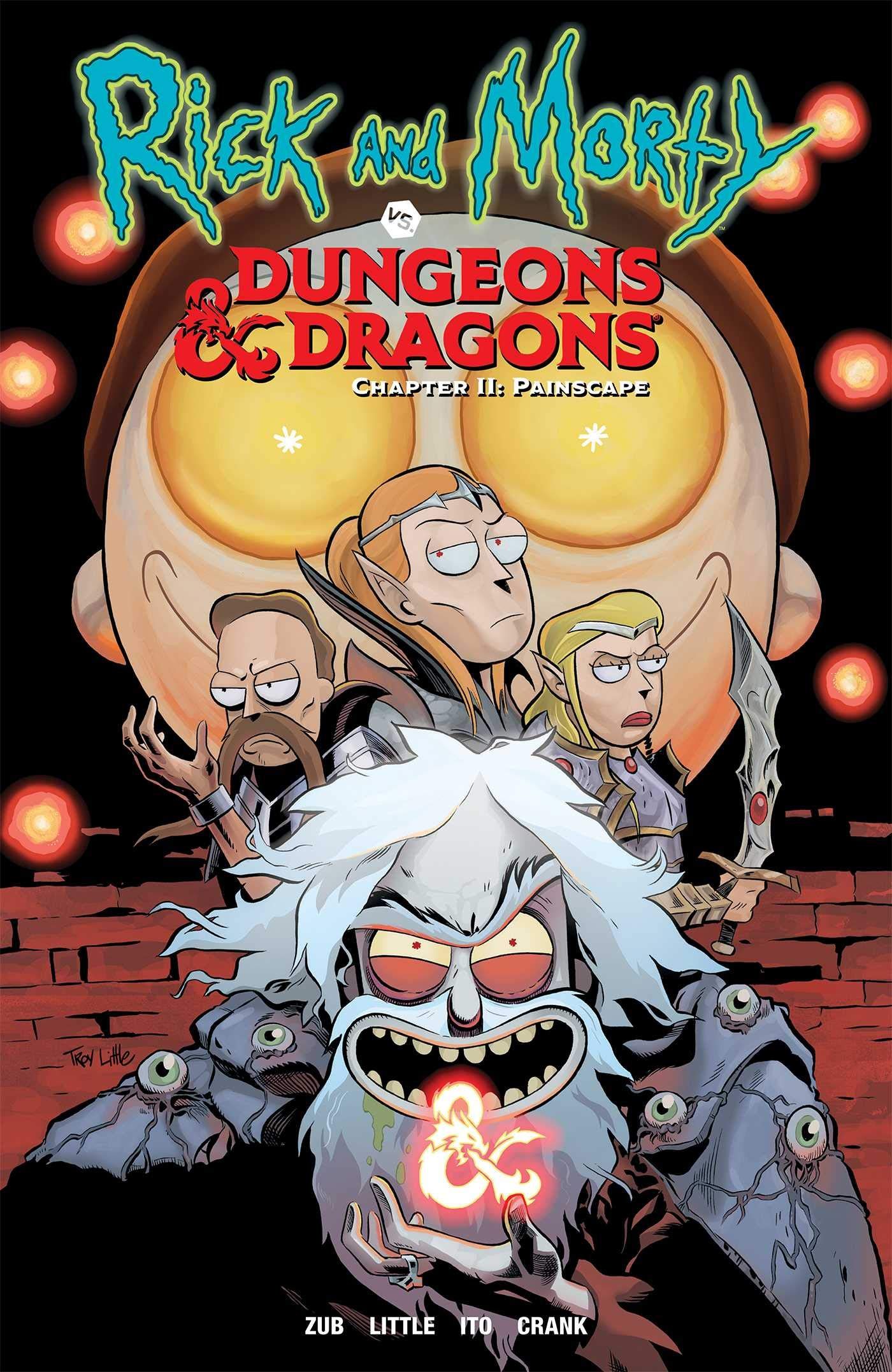 Rick and Morty vs. Dungeons & Dragons II: Painscape: Amazon.es ...