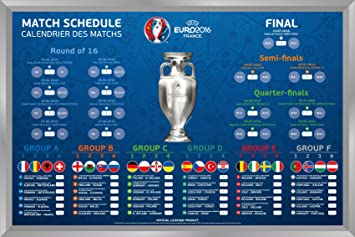 Uefa Euro 2016 Magnetic Chart Magnetic Board Magnet Board In