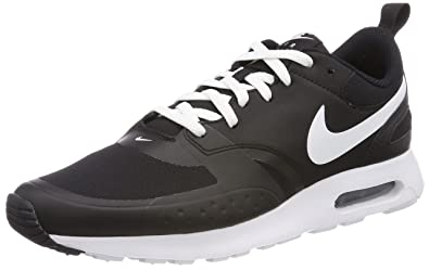 premium selection b5ee2 a1194 Nike Air Max Vision, Sneakers Basses Homme, Noir (Black White 007)