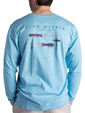 e0927d51 Proper Tools Long Sleeve Sky Blue Large at Amazon Men's Clothing store: