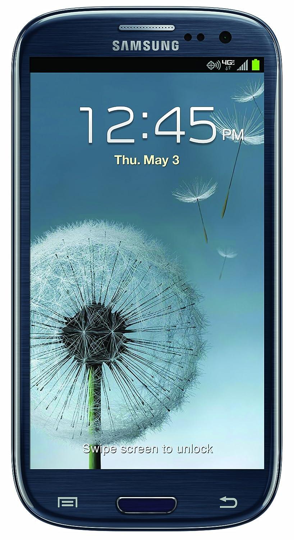 Phone New Android Samsung Phones amazon com samsung galaxy s3 blue 16gb verizon wireless cell phones accessories