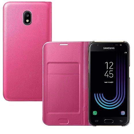 Lincivius Funda Samsung J5 2017 [Flip Cover] Carcasa Galaxy ...