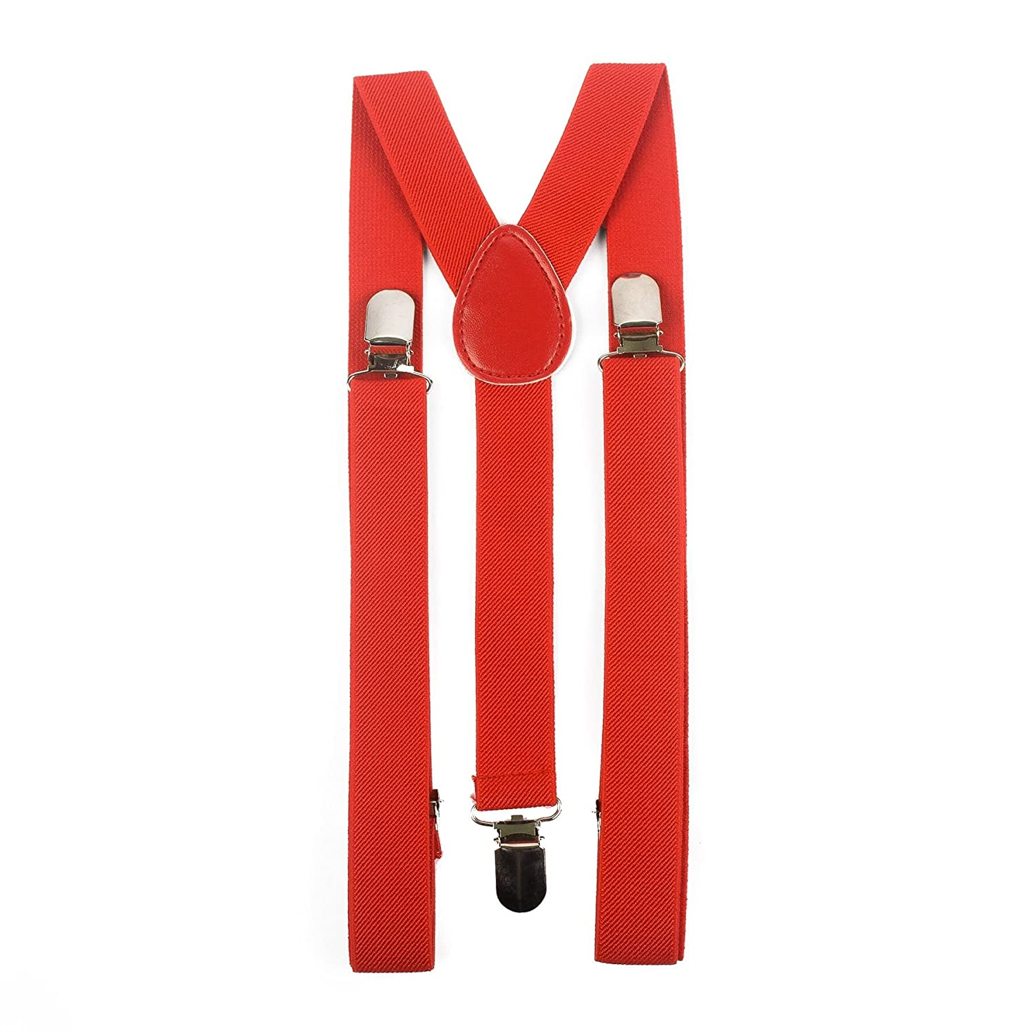 Mens Ladies Unisex Novelty Adjustable Suspenders Braces, Plain Hat To Socks