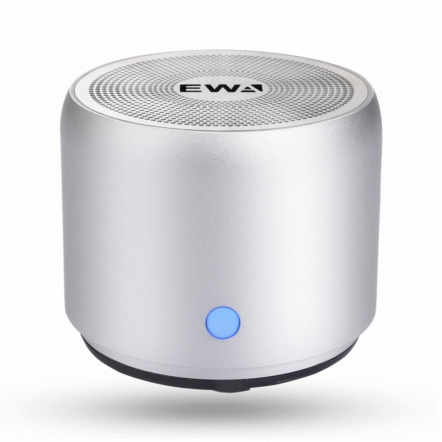 EWA A106 Portable Mini Bluetooth Speaker with Passive Radiator, Powerful Sound, Enhanced Bass, Tiny Body Loud Voice, Perfect Wireless Speaker For Shower, Travel, Outdoor, Echo Dot, Hiking and More by Ewa (Image #8)