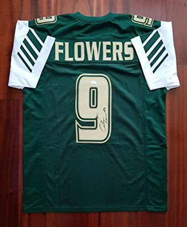 Quinton Flowers Signed Jersey - USF Bulls - JSA Certified - Autographed  College Jerseys 84463748f