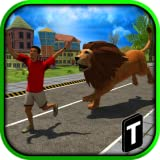 best seller today Angry Lion Attack 3D