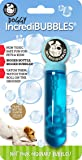 Pet Qwerks Large Size Doggy Incredibubbles Peanut Butter Flavor - Long Lasting Bubbles with Non-Toxic Formula for Dogs, Avoids Boredom & Keeps Dogs Active | Best for Outdoor Use