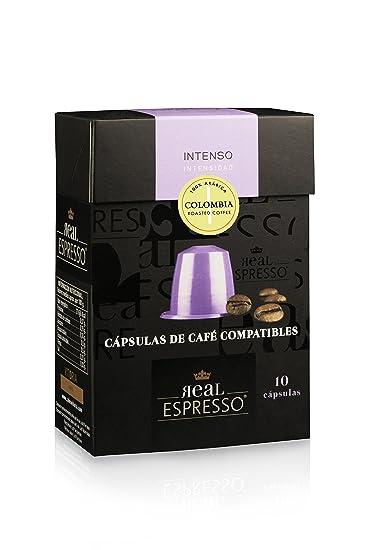 Capsulas Cafe Nespresso Compatibles – Cafes de 100 Cápsulas Pack de Cajas Expreso Natural Colombiano Arabica