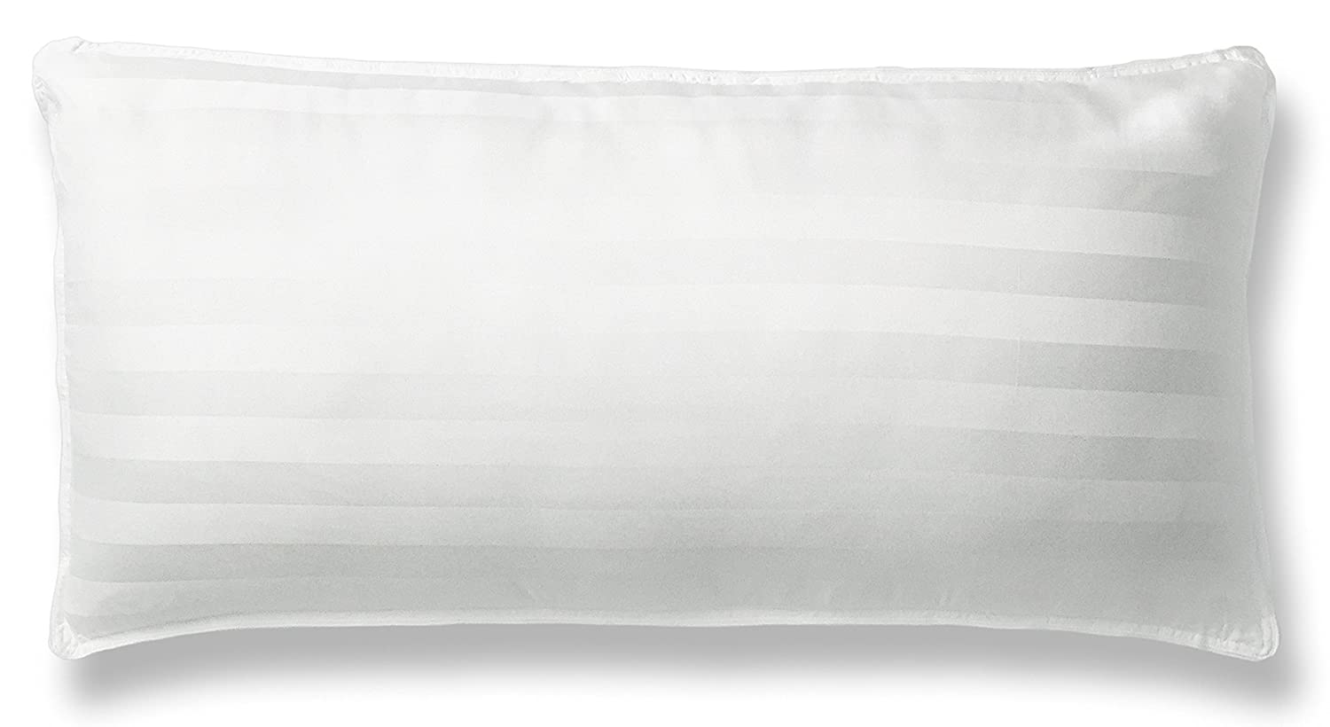 100% Bamboo Pillow Inside & Out - Adjustable Thickness to Support Back, Side & Stomach Sleepers