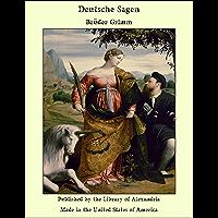 Deutsche Sagen (German Edition) book cover