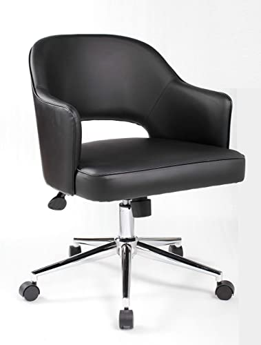 Boss Office Products Hospitality Chair, Black