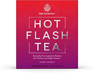 Amazon.com: Hot Flash Tea - Fast-Acting, Organic ...