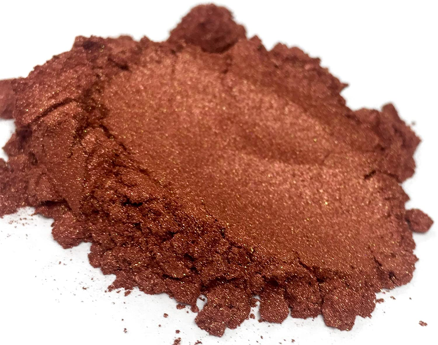 42g/1.5oz COPPER PENNY Mica Powder Pigment (Epoxy, Resin, Soap, Plastidip) Black Diamond Pigments™ by CCS SP-1