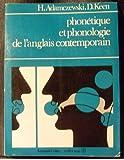 Phonétique et phonologie de l'anglais contemporain