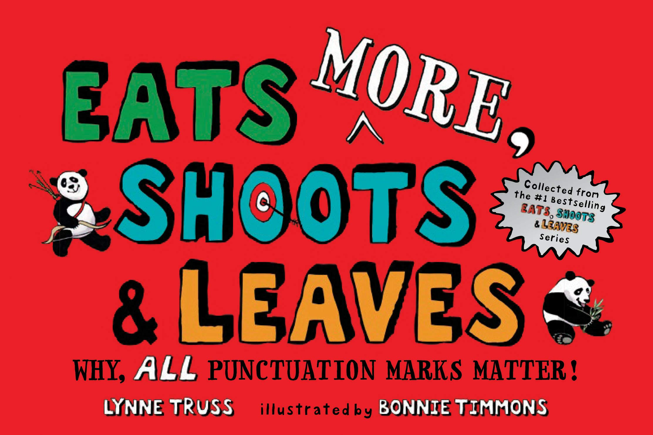 ALL Punctuation Marks Matter! Shoots /& Leaves Why Eats MORE