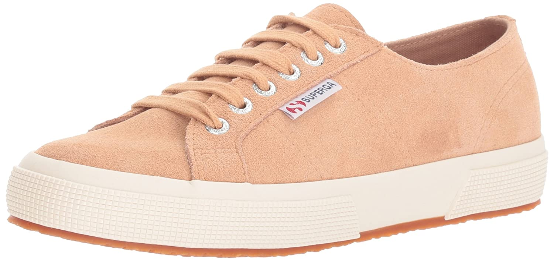 Superga Women's 2750 Suedes Fashion Sneaker B072JKKKR4 36 M EU / 6 B(M) US|Brown Dusty