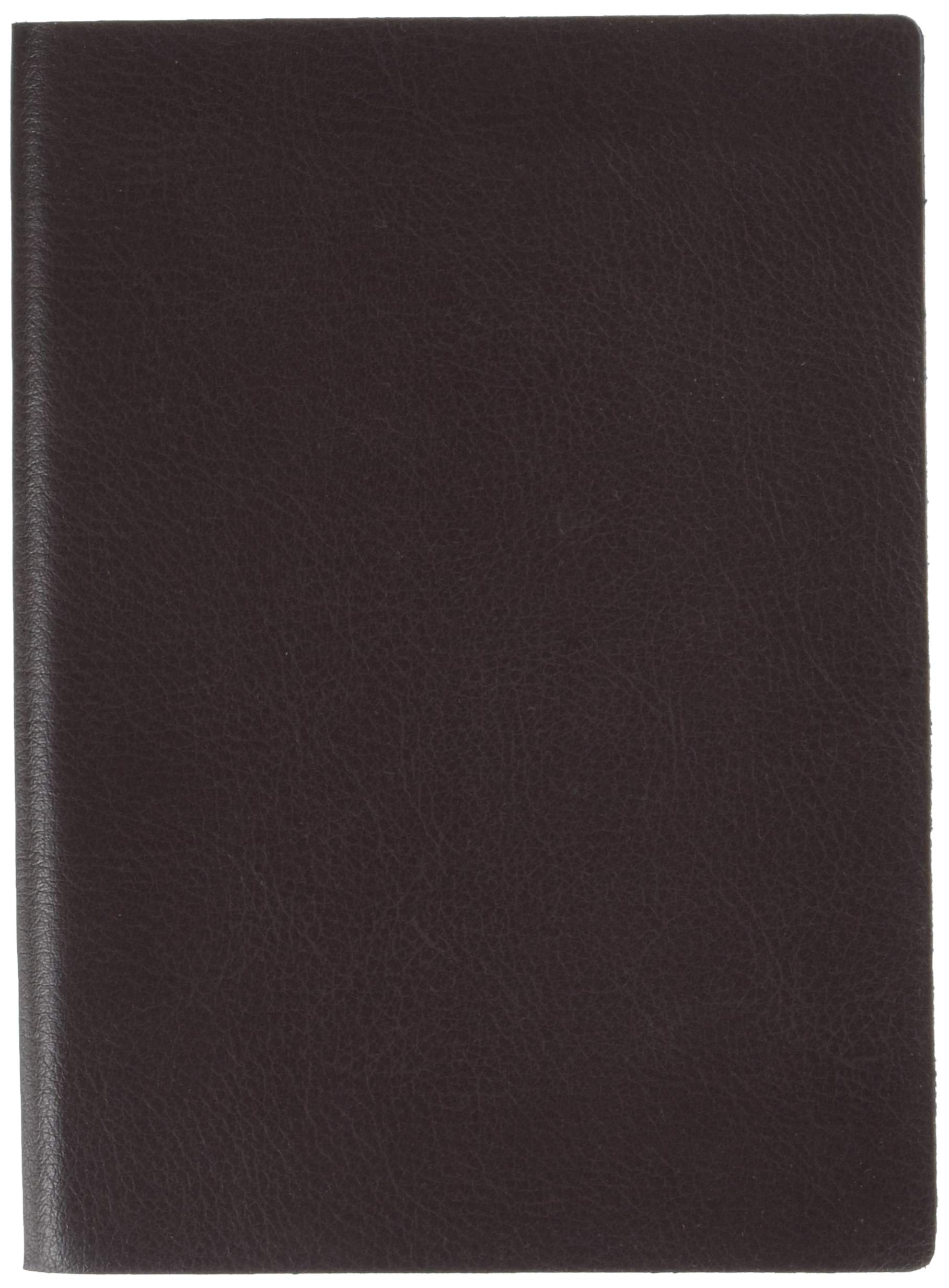 Editions Oberthur 452116Brown Leather A6Notebook
