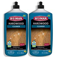 Deals on 2-Pack Weiman Hardwood Floor Cleaner 32-Ounce