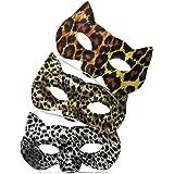 Exotic Cat Eye Mask