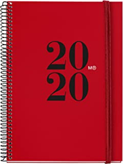 Miquelrius - Agenda 2020: Amazon.es: Oficina y papelería