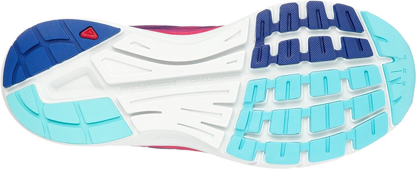 Salomon Sonic RA Pro W, Zapatillas de Trail Running para Mujer, Rosa (Pink Yarrow/Surf The Web/Blue Curac 000), 38 2/3 EU: Amazon.es: Zapatos y complementos