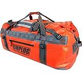 UNPLUG 155L Waterproof Duffel Bag -1680D Heavy Duty XL Waterproof Dry Bag for Camping Gear. Ideal Dry Bags for Boats…