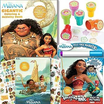 Moana Sticker Kits