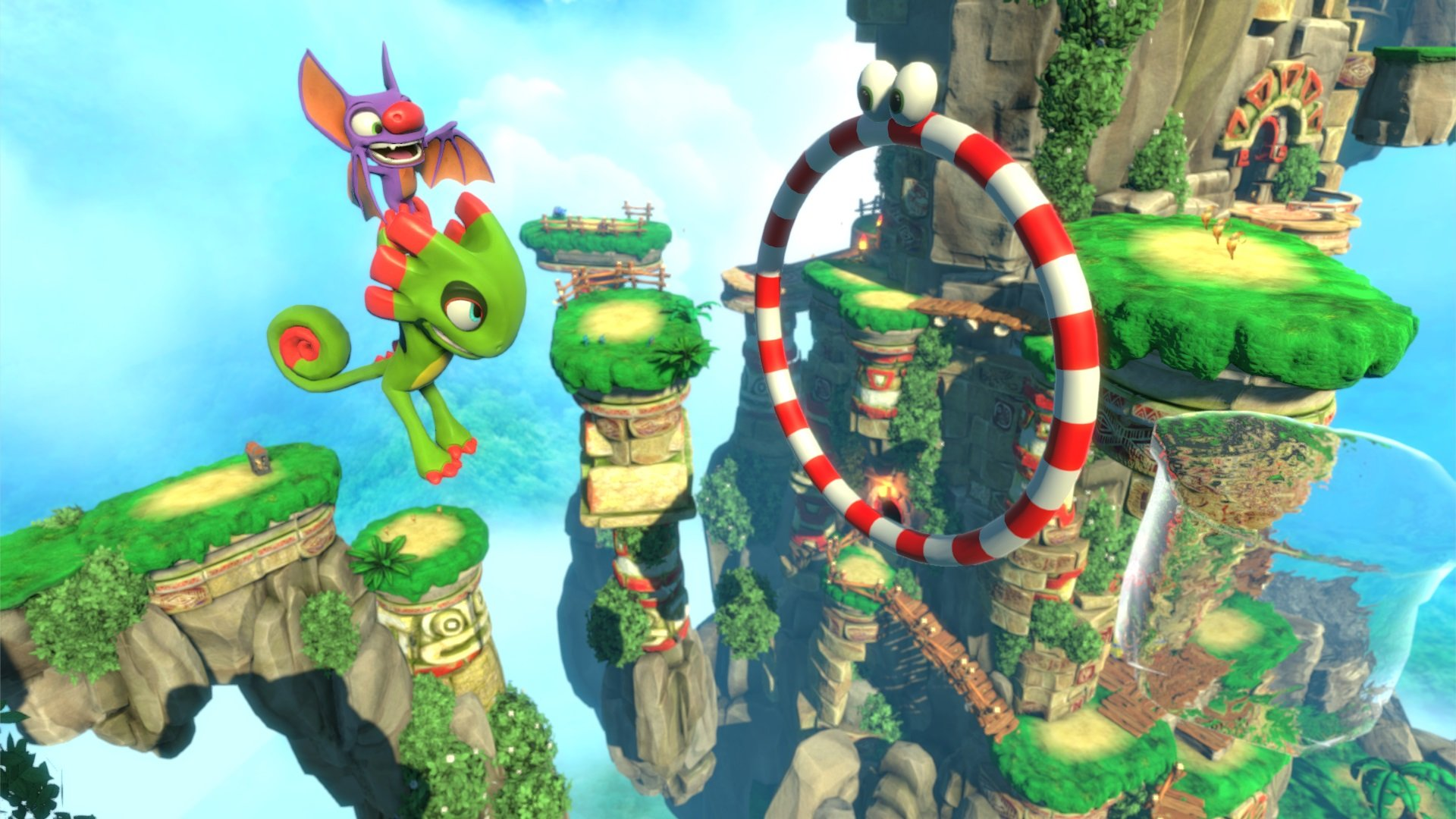 amazon com yooka laylee xbox one video games