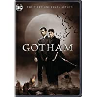 Gotham: The Complete Fifth Season (DVD)