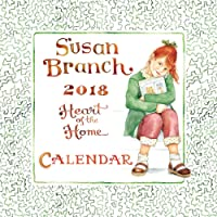 2018 Susan Branch Heart of the Home Mini Calendar