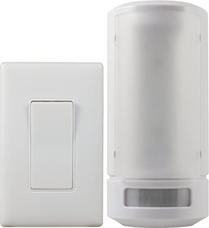 Pleasing Ge Wireless Led Wall Sconce Remote Controlled Manual On Off Warm Wiring 101 Ferenstreekradiomeanderfmnl
